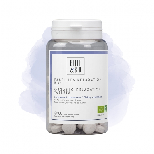 Pastilles Relaxation Bio