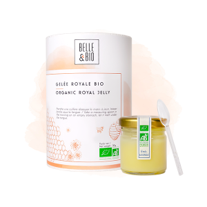 Pot de Gelée Royale Bio